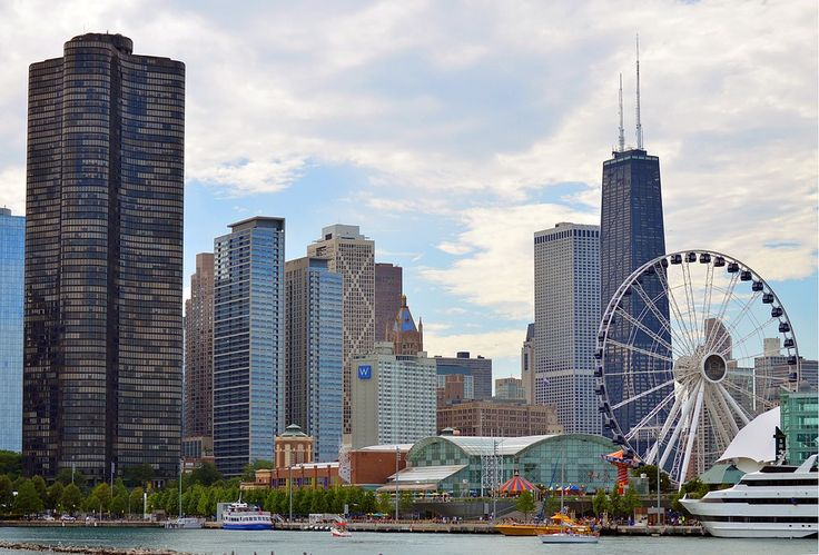 As a first time visit to Chicago I recommend staying 3 days, which gives you time to see the top attractions in the city using the Chicago CityPASS.