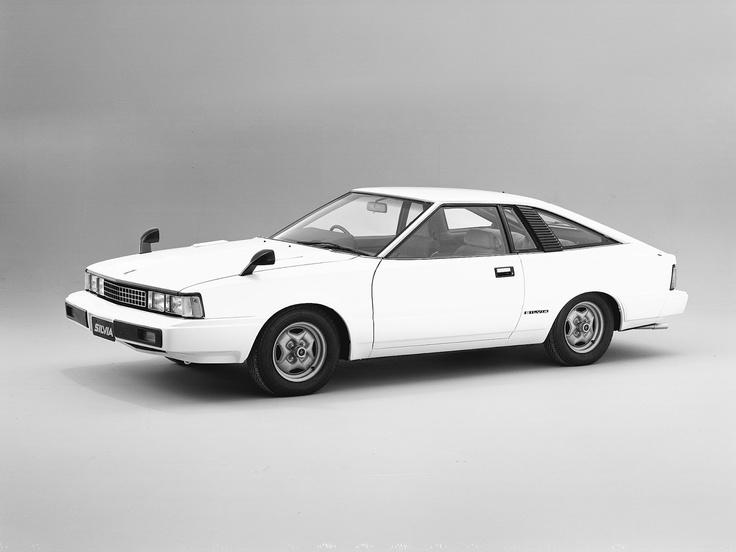 Nissan Silvia/Gazelle Hatchback (1979)