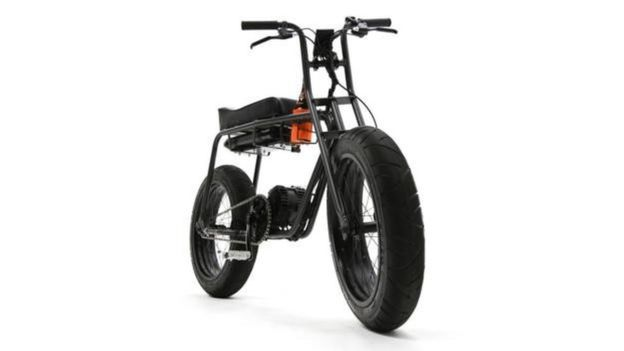La Super 73, de Lithium Cycles