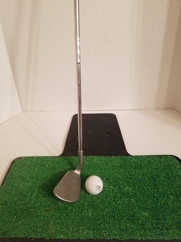 PING Eye 2 Sand Wedge SW Vintage Karsten Mfg Steel Shaft Golf Club #Ping