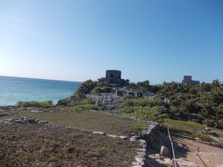 Tulum Ruinas, Quintana Roo, Mexico