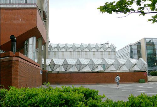 Engineering Building, Leicester University - James Stirling