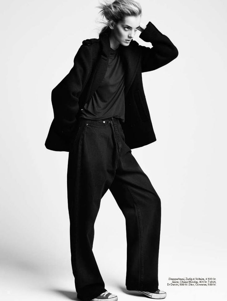 Denisa Dvorakova Goes Big in STYLEBY #11 by Ryan Michael Kelly styled by Columbine Smille