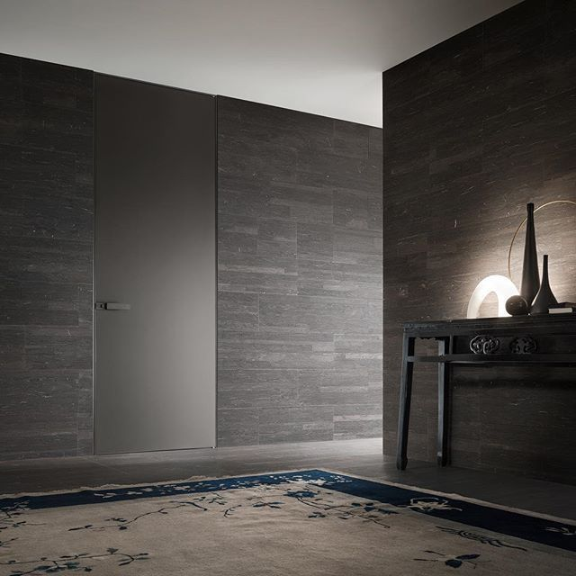 No one does doors like Rimadesio. @rimadesioofficial #interiors #inspiration…