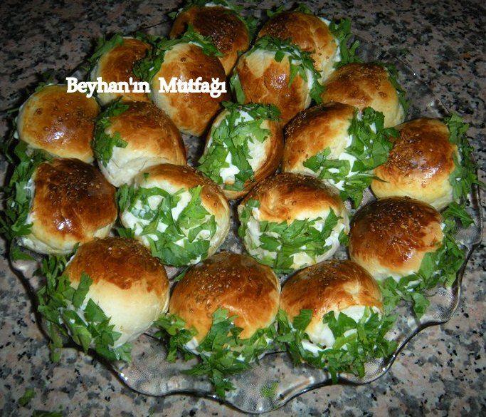 PÜSKÜLLÜ POĞAÇA - Beyhan'ın Mutfağı
