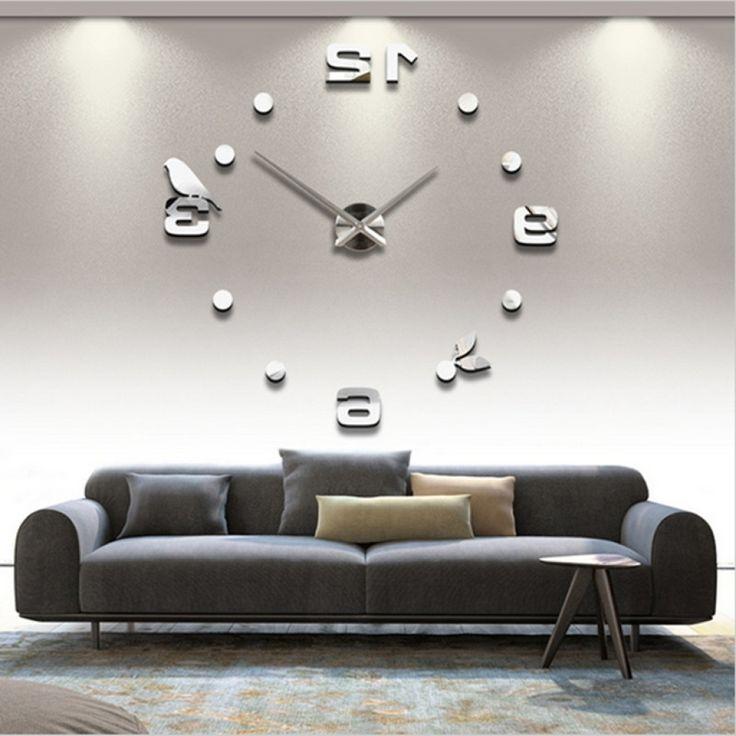 Online Kaufen Grohandel Living Room Clocks Aus China Wohnzimmeruhr Modern