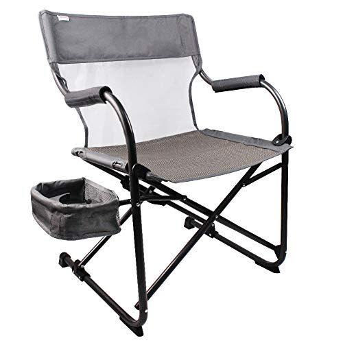 Zenree Heavy Duty Camping Folding Director S Chair Outdoor Portable New Age Outdoor Sports Chairs Traveling Hiki Outdoor Chairs Sport Chair Directors Chair