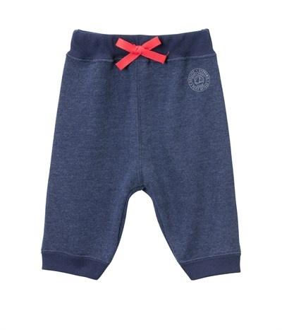 Petit Bateau- France  Pantalon jogging bébé mixte en molleton brossé