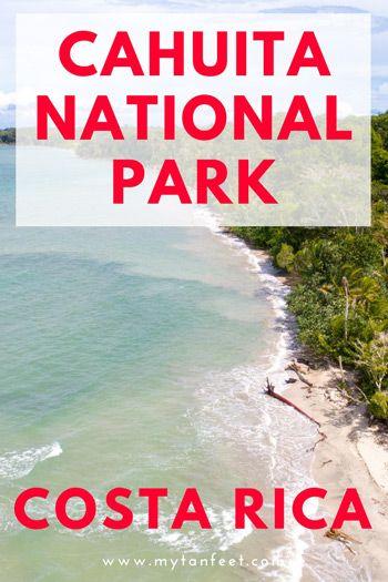Information about Cahuita National Park, a beautif…