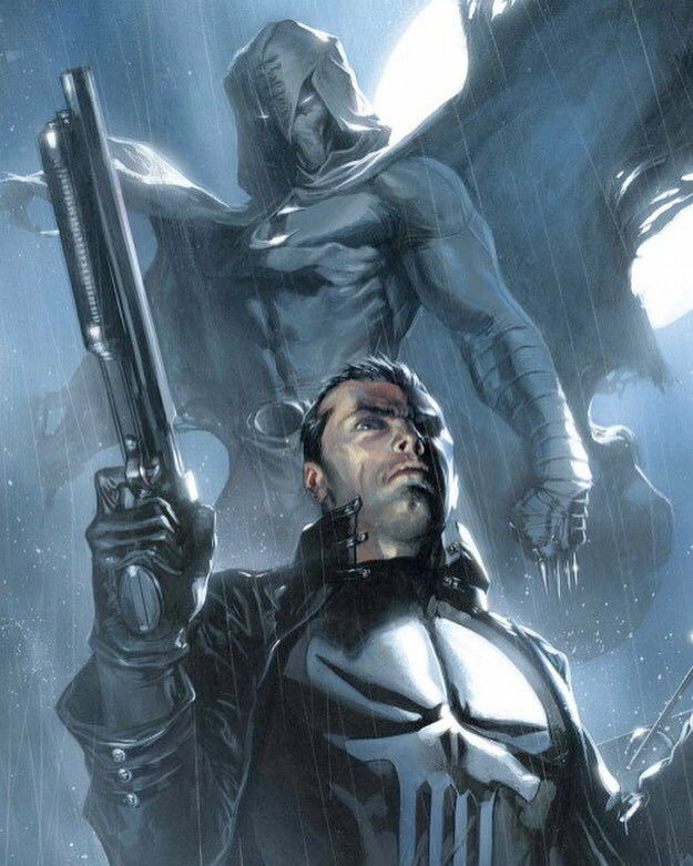 Moon Knight & Punisher