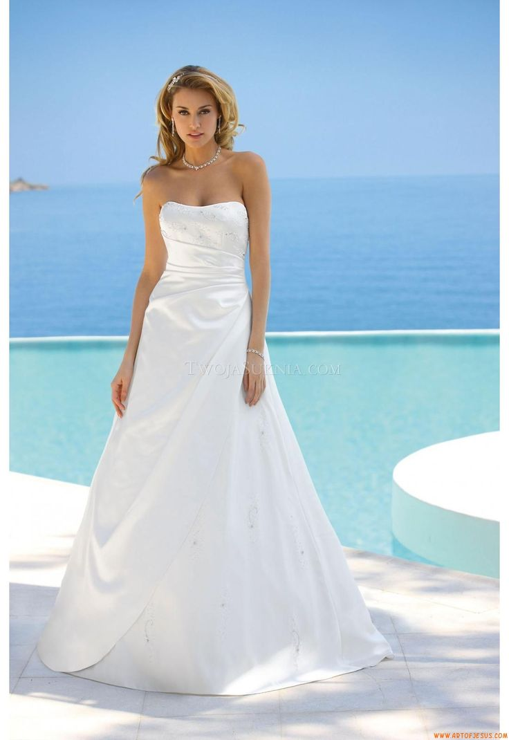 Mejores 70 imágenes de vestiti da sposa en Pinterest | Vestidos de ...