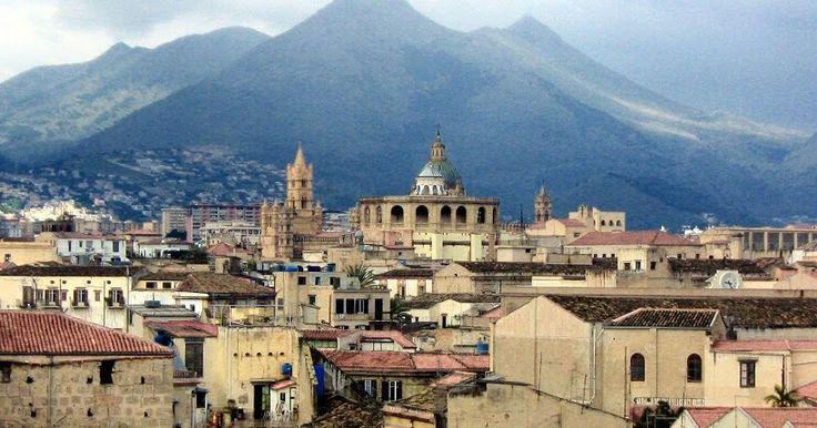 Principais pontos turísticos em Palermo #viajar #viagem #itália #italy