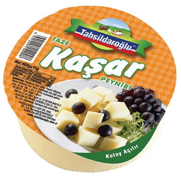 Tahsildaroglu Kasar Peyniri / Kashkaval Cheese - 500 gr