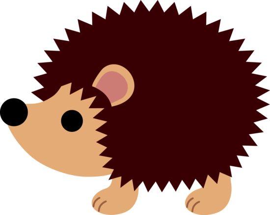 hedgehog silhouettes free | Cute Hedgehog Clip Art