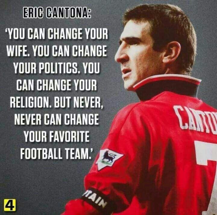 Eric Cantona, Sports