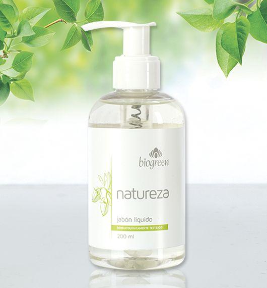 Disfrutá de una deliciosa experiencia al lavar tus manos con este jabón líquido. Tu piel queda limpia y suave gracias al aceite de jojoba orgánica y agradablemente perfumada.  Presentación: 200 ml.