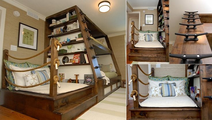 Awesome Bunk Bed Design
