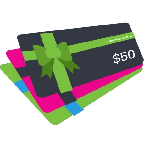 Gift Card - $50 - 24 Months Validity