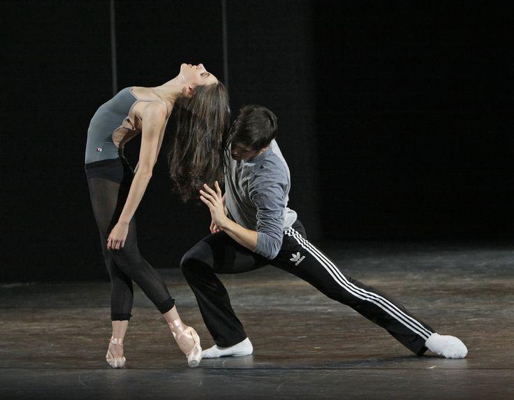 Pacific Northwest Ballet: Pin Interesting, Jerome Robbins, Cities Ballet, Ballet Couple, It Dance, Ballet Beautiful, Northwest Ballet, Robert Fairchild, Tiler Peck