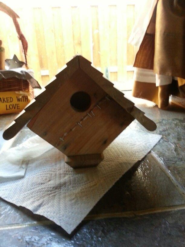 Gnome house step 2