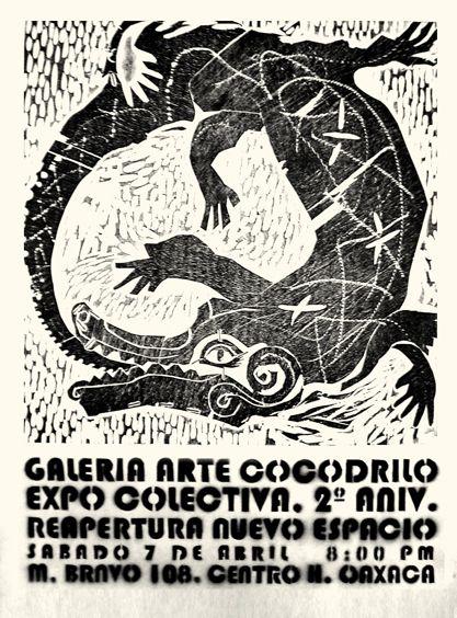Arte Cocodrilo | Arte Mexicano Contemporaneo, Arte Emergente, Oaxaca, Monterrey, Mexico