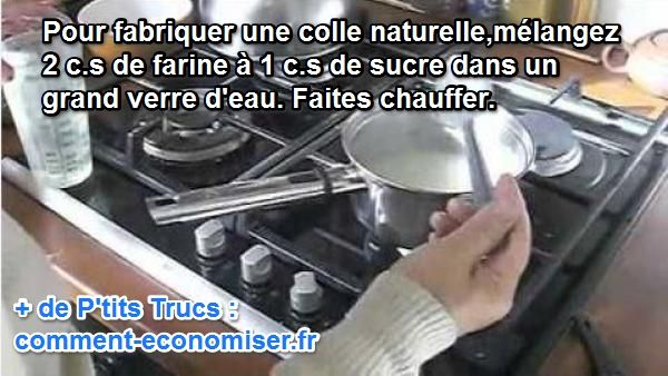 Quand on se lance dans les activités manuelles, il manque toujours une chose : de la colle ! Heureusement, il existe une solution très simple pour réaliser soi-même sa colle naturelle : il suffit d'avoir de l'eau et de la farine !  Découvrez l'astuce ici : http://www.comment-economiser.fr/-recette-simple-colle-maison.html?utm_content=bufferd3ef2&utm_medium=social&utm_source=pinterest.com&utm_campaign=buffer