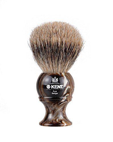 Kent H8 Best Badger Shaving Brush by Kent