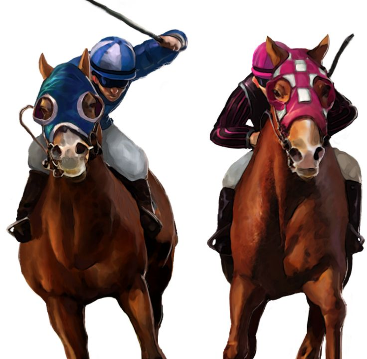 Virtual horse @digitaldowns.us
