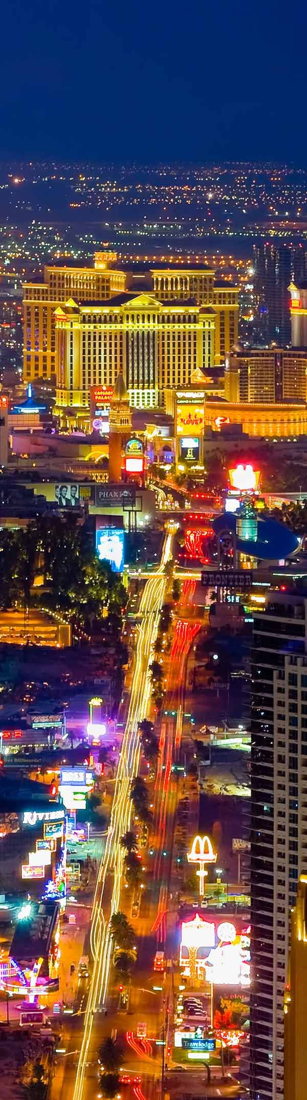 Las Vegas Strip Nevada USA been there