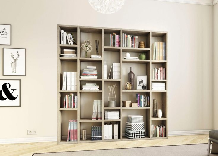 Wohnzimmer Design Braun. nelson wohnwand ii #eiche dunkel\\/#braun ...
