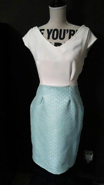 Model TiRoMi uit 200 jurken