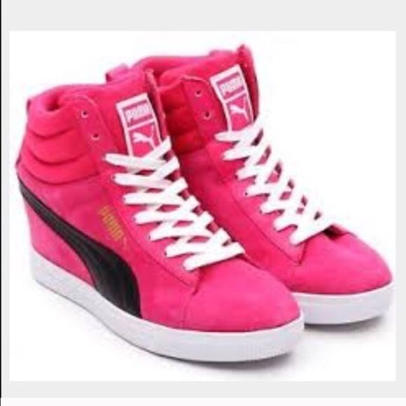 puma shoes pink and white. pink puma sneakers shoes and white