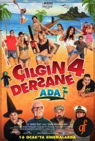 Çılgın Dersane 4: Ada Full izle 2015