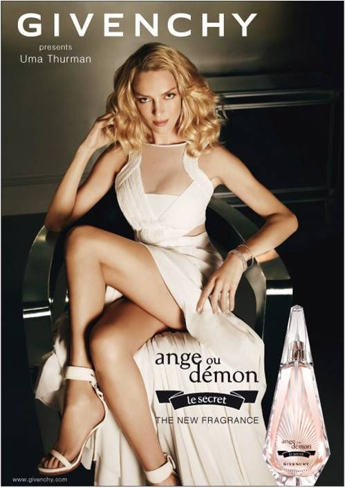 Givenchy - Ange ou Demon. Best perfume ever.