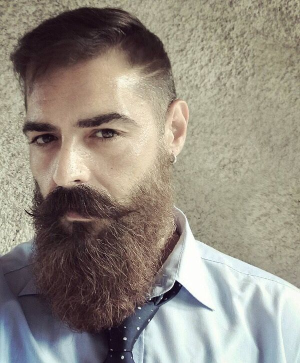 17 best images about beards on pinterest full beard beard grooming and levis. Black Bedroom Furniture Sets. Home Design Ideas