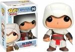 Altair Vinyl Figure Manufacturer: Funko Series: Assassins Creed Release Date: October 2013 For ages: 4 and up UPC: 849803037291 Details (Description): POP! Version of your favorite Assassins Creed Character.