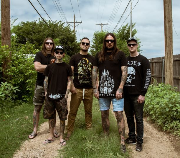 THY ART IS MURDER Announce North American Tour with PARKWAY DRIVE!