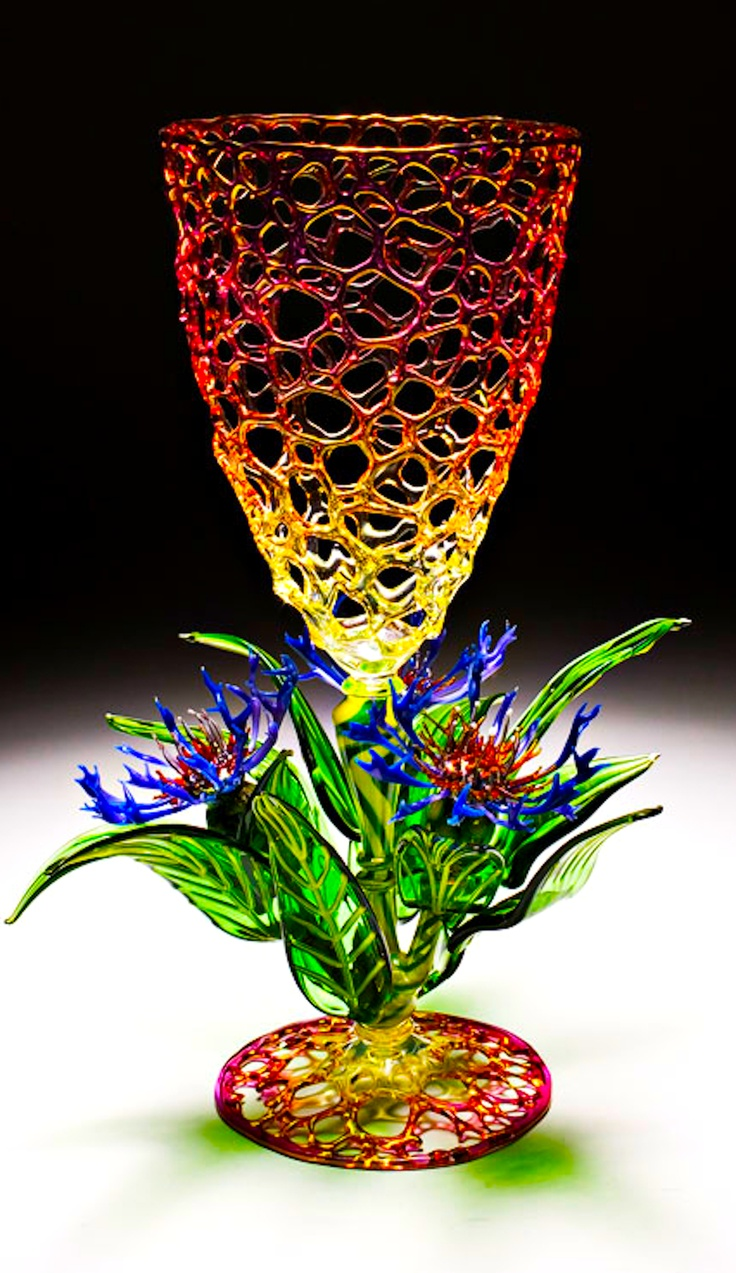 Glass Goblet, R. Jason Howard