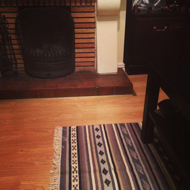 #kattrup #ikea #rug #livingroom living room ikea rug kattrup blue grey brown