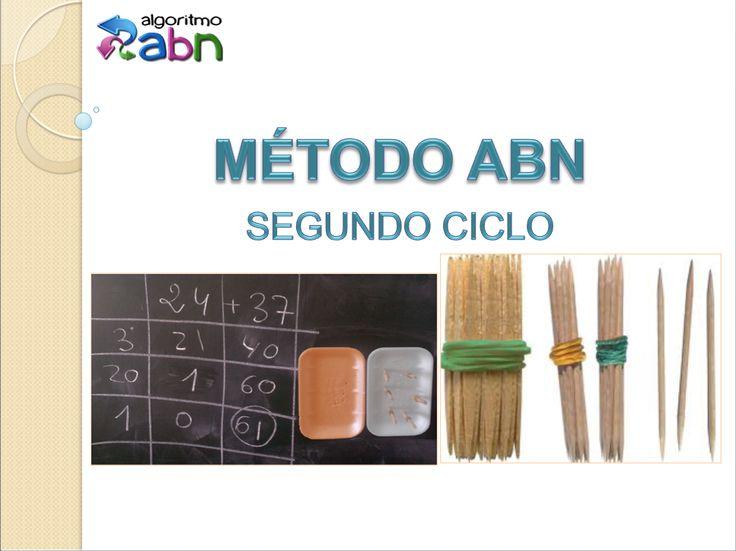 MetodologíA Abn En 3º Y 4º De Primaria.