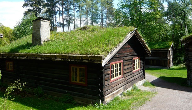 Green Roof | Garden Sheds with Living Roofs | Pinterest