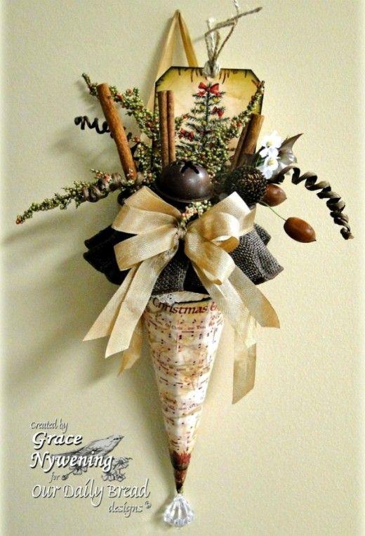 Astonishing 1000 Ideas About Victorian Christmas Ornaments On Pinterest Easy Diy Christmas Decorations Tissureus