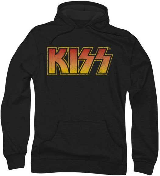 Kiss Band Hoodie