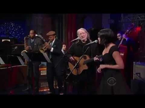 Willie Nelson, Wynton Marsalis, Norah Jones - Hallelujah I Love Her So