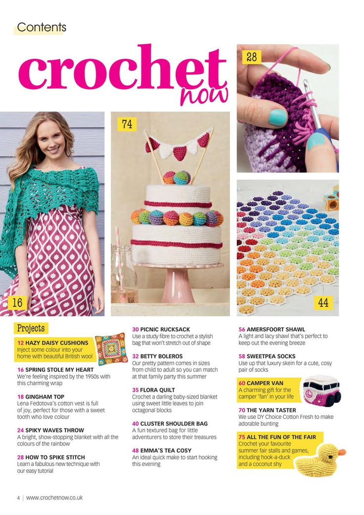 859 best crochet magazinesfree images on pinterest crafts diy crochet now 14 2017 fandeluxe Gallery