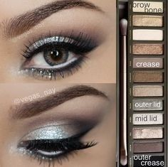 Urban Decay Look