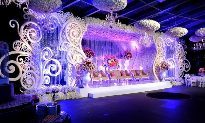 Lotus Design at www.bridestory.com #weddingideas #weddinginspiration #bridestory…