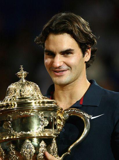 Roger Federer The Master