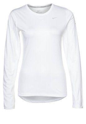 MILER - Langarmshirt - white