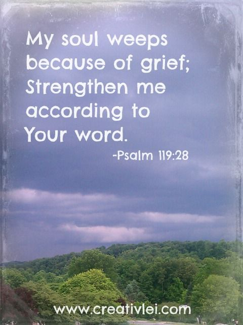 """""""We are told that it is perfectly legitimate for believers to suffer grief. OUR LORD HIMSELF WAS A MAN OF SORROWS and ACQUAINTED WITH GRIEF (Isa. 53:3). Though grief may reach to the roots of our souls, it must NOT result in bitterness."""" ~ R.C. Sproul"""